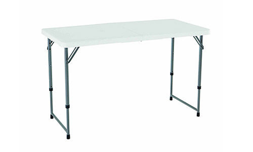 Lifetime Adjustable Folding Utility Table