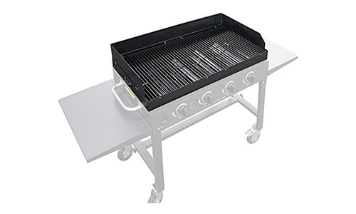 "Blackstone presents grill top accessory for 36"" griddle"
