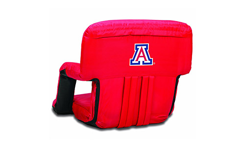 NCAA Arizona Wildcats Ventura Portable Reclining Seat