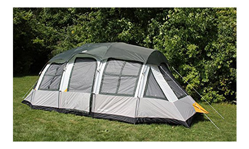 Tahoe Gear Prescott 12-Person Family Tent