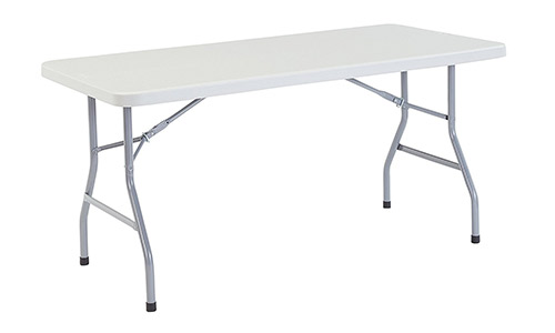 NPS Heavy Duty Folding Table