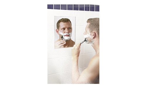Kimball & Young Heated Fog-Free Clear Mirror