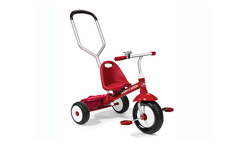 Radio Flyer Deluxe Steer Trike