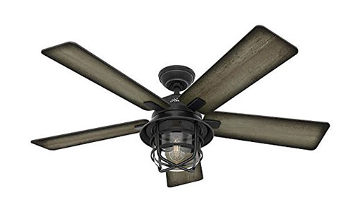 Hunter Coral Gables Reversible Blades Ceiling Fan