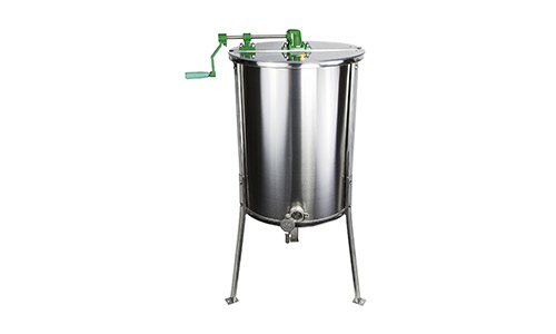 VIVO presents (BEE-V004) Stainless Steel Bee Honey Extractor