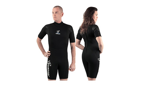 Seavenger Wetsuit (Men and Women) For Scuba Diving