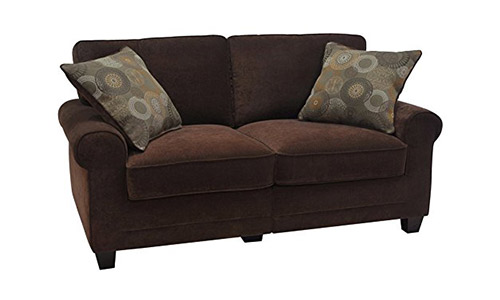 Serta Copenhagen Collection Loveseat