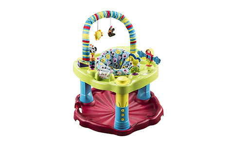 3c1233735 Top 10 Best Baby Exersaucer in 2019 Reviews