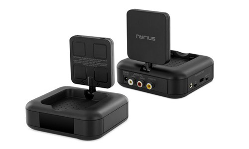 Nyrius 5.8GHz 4 Channel Wireless Video & Audio Sender