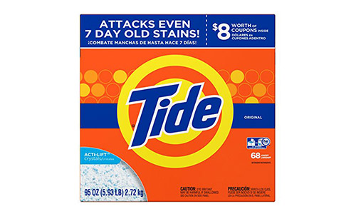 Tide Original HE Turbo Powder Laundry Detergent
