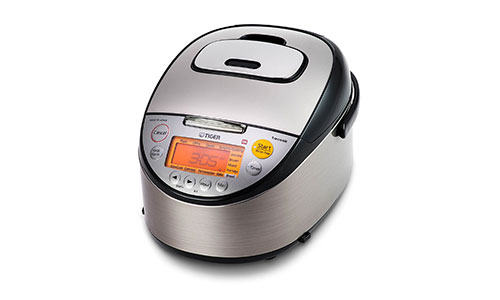 Tiger Rice Cooker with Slow Cooker
