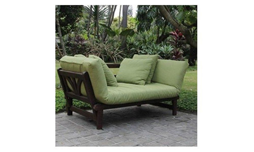 Studio Outdoor Converting Patio Sofa