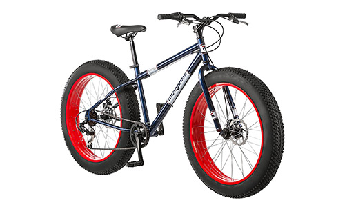 Mongoose Dolomite Men's Fat Tire Bike