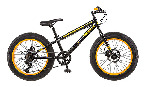 Mongoose Massif Fat Tire Bike