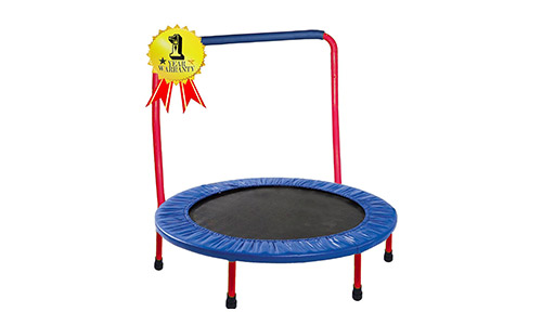 Gymenist Portable and Foldable Trampoline
