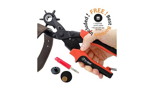 ProMaster Best Leather Hole Punch Set