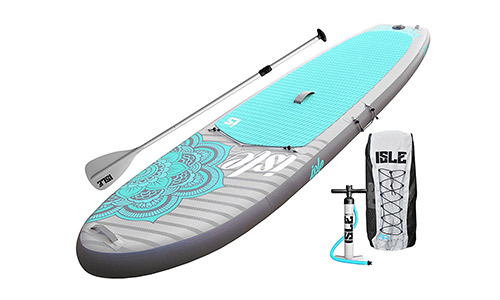 ISLE Airtech (Inflatable) Stand Up Paddle Board