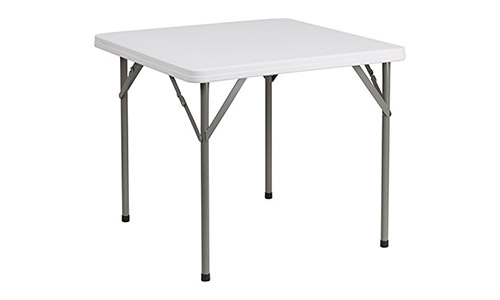 Flash Furniture Plastic Folding Table