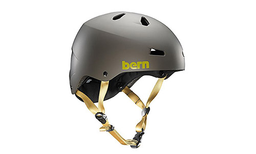 Bern Men's Team Bike/Skate Helmet
