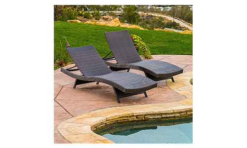 Lakeport Chaise Lounge Chair