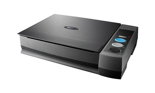 Plustek OpticBook Scanner,