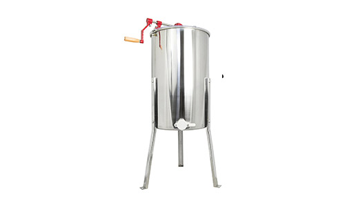 VIVO presents Stainless Steel Honey Extractor 3 Frame (BEE-V003D)