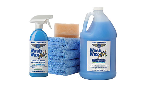 Aero Waterless/Wet Car Wash