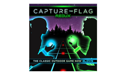 Capture the Flag REDUX a Nighttime Outdoor Game