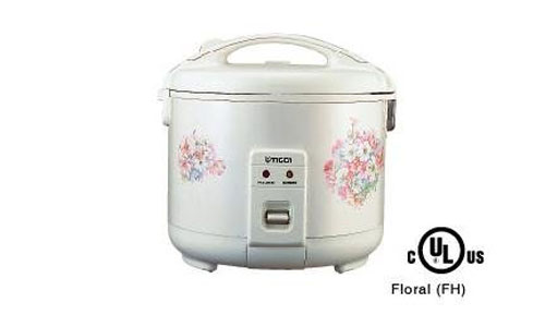 Tiger Rice Cooker 10-Cup Electronic
