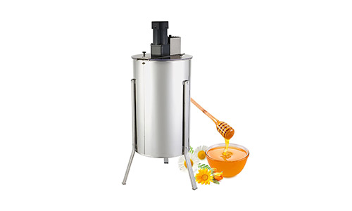 OrangeA 3 Frame Electric Honey Extractor