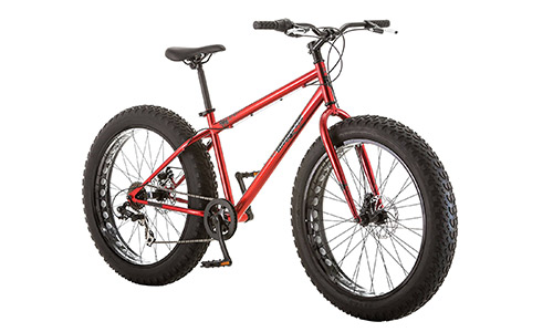 Mongoose Hitch Fat Tire Bicycle