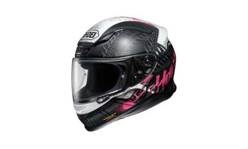 Shoei Seduction RF-1200 Street Bike Racing Helmet