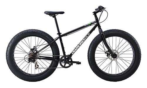 Diamondback Bicycles El Oso Gordo Complete Fat Bike