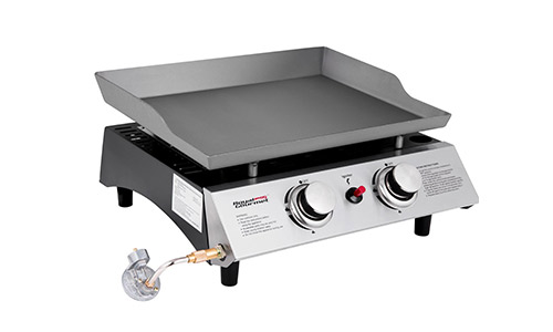 Gas Griddle Outdoors from Blackstone
