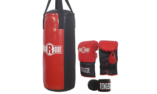 Ringside Heavy Punching Bag Kit