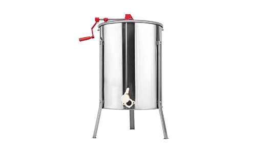 Goplus presents Large Honey Extractor Stainless Steel