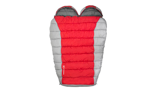 Winterial Double-Mummy Sleeping Bag