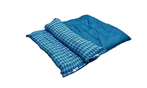 Big River Outdoors Two Person Sleeping Bag