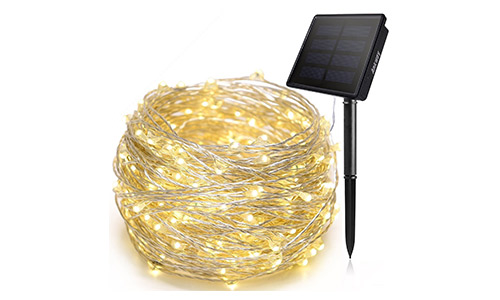 Ankway Solar String Lights