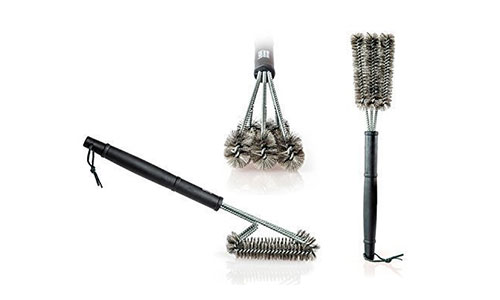 Expert Grillers Barbecue Grill Brush