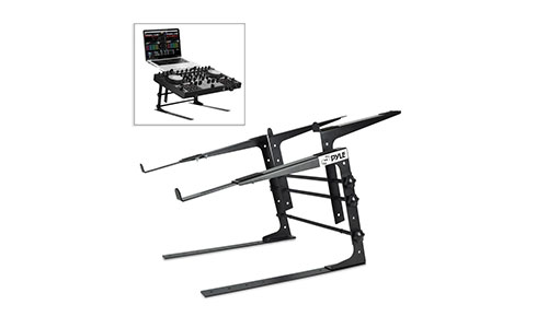 Pyle Universal Dual Device Laptop Stand