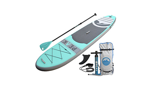 PEAK (Inflatable) Stand Up Paddle Board