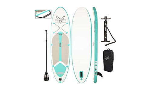 Vilano Journey (Inflatable) Stand up Paddle Board