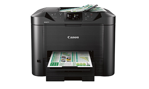 Canon Office and Business Wireless All-in-One Printer