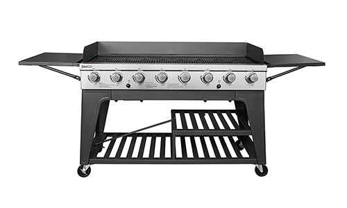 Liquid propane event gas grill by Royal gourmet
