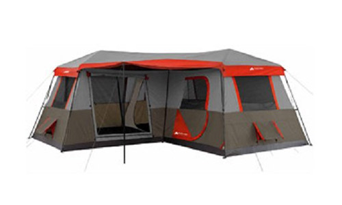 Ozark Trail 3-Room Cabin Tent