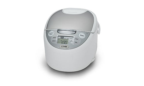 Tiger 5.5-Cup Uncooked Micom Rice Cooker & Warmer