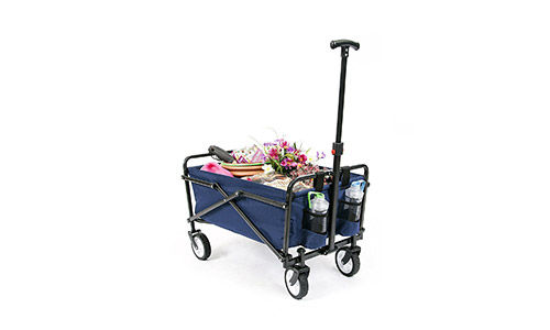 YSC Wagon Utility Shopping Cart