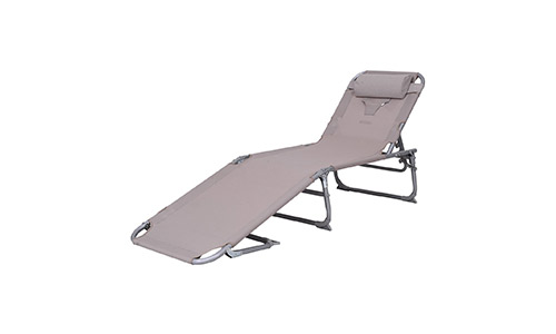 Goplus Chaise Lounge Chair