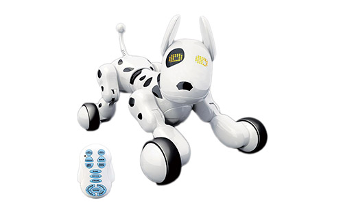 Hi-Tech Robot Interactive Puppy